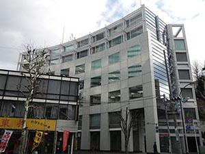 Главный офис компании Toshiba