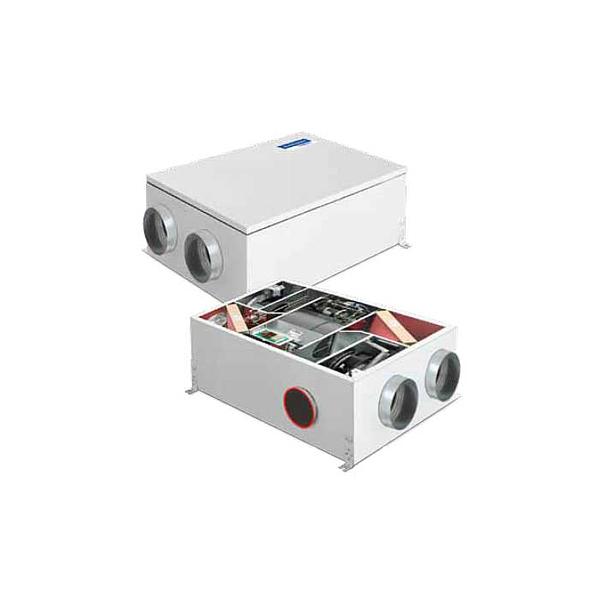 3552 приточно-вытяжная установка с роторным рекуператором, эффективный теплоутилизатор, экономия теплоэнергии
